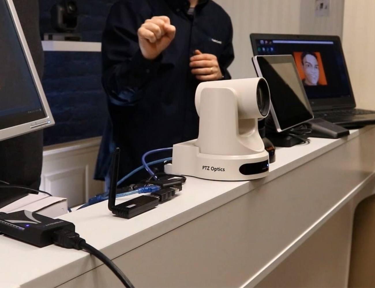 USB2Air Wireless USB Video Extension System