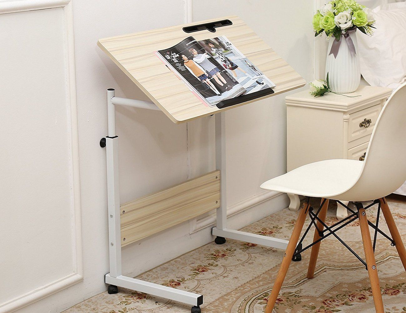 Unicoo Height Adjustable Drawing Desk