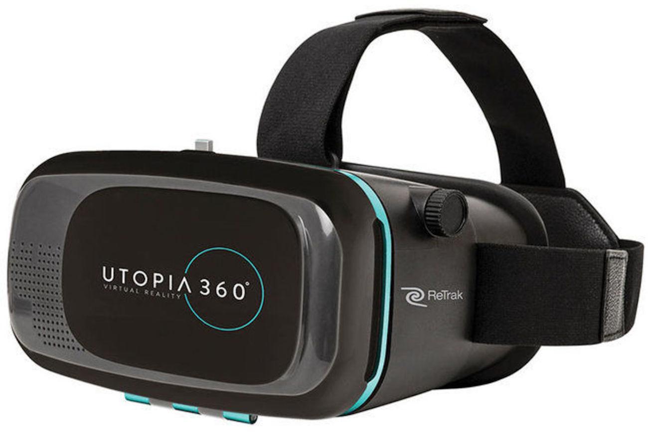 Utopia 360 Virtual Reality Headset » Gadget Flow