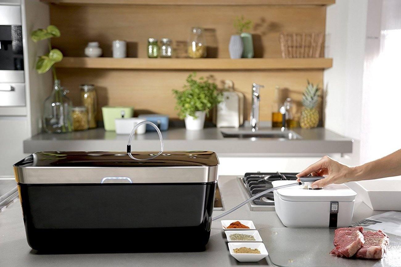 Vacuvita Home Base Food Storage Vacuum