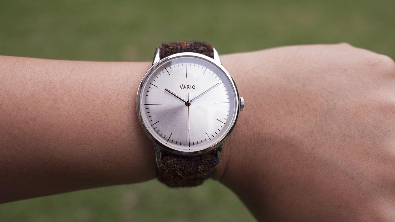 Vario Eclipse Quartz and Mechanical Watches