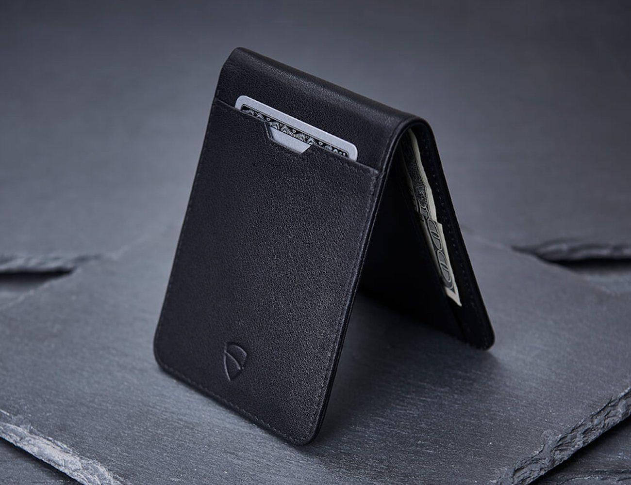 Vaultskin MANHATTAN Slim RFID Bifold Wallet