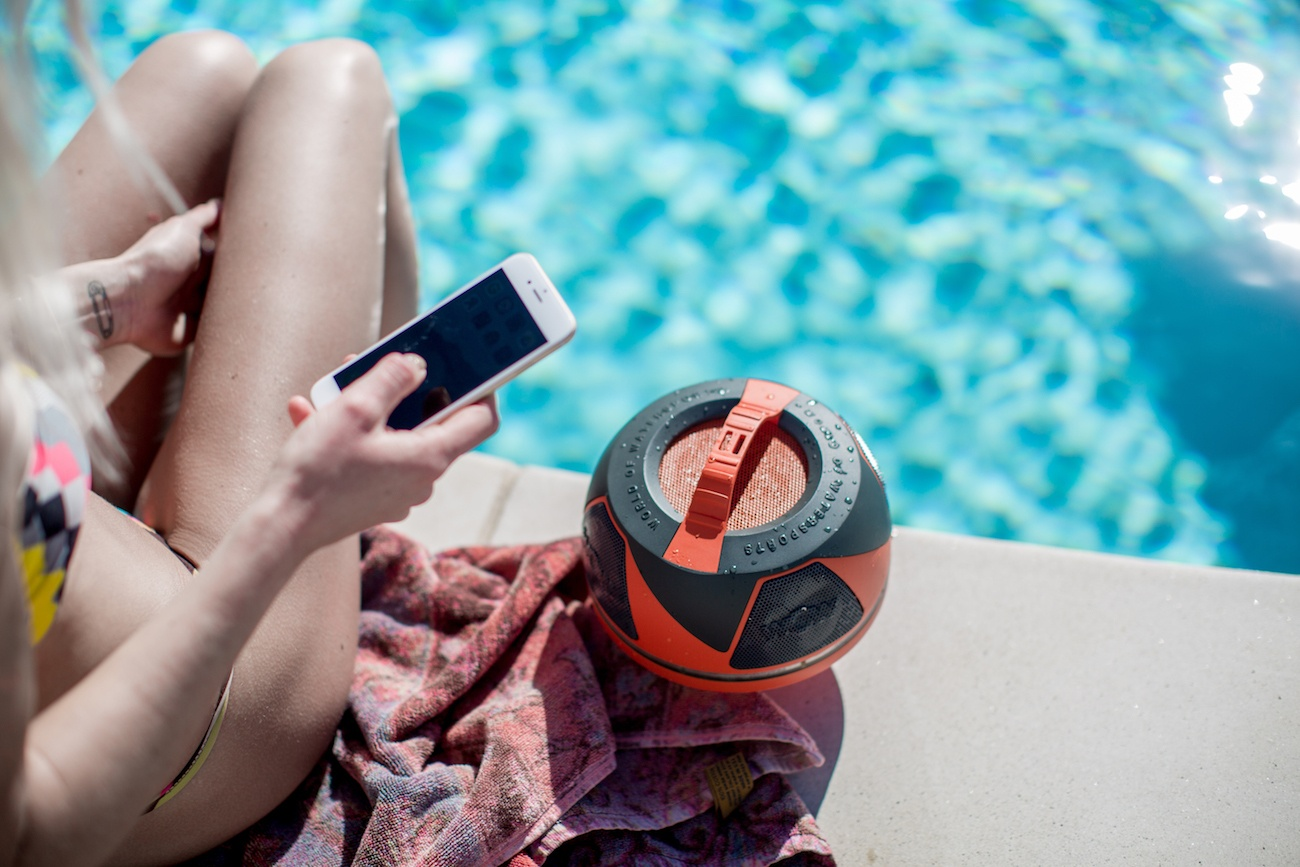 WOW-SOUND Ultimate Waterproof Speaker