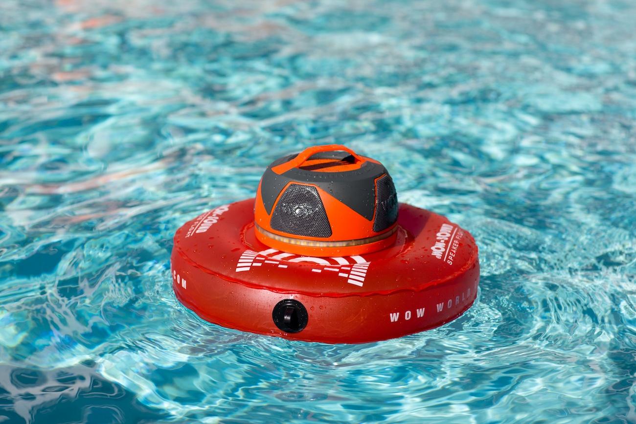 WOW-SOUND Ultimate Waterproof Speaker