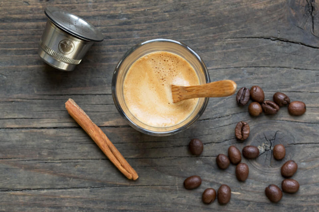 WayCap Ez Refillable Coffee Capsule