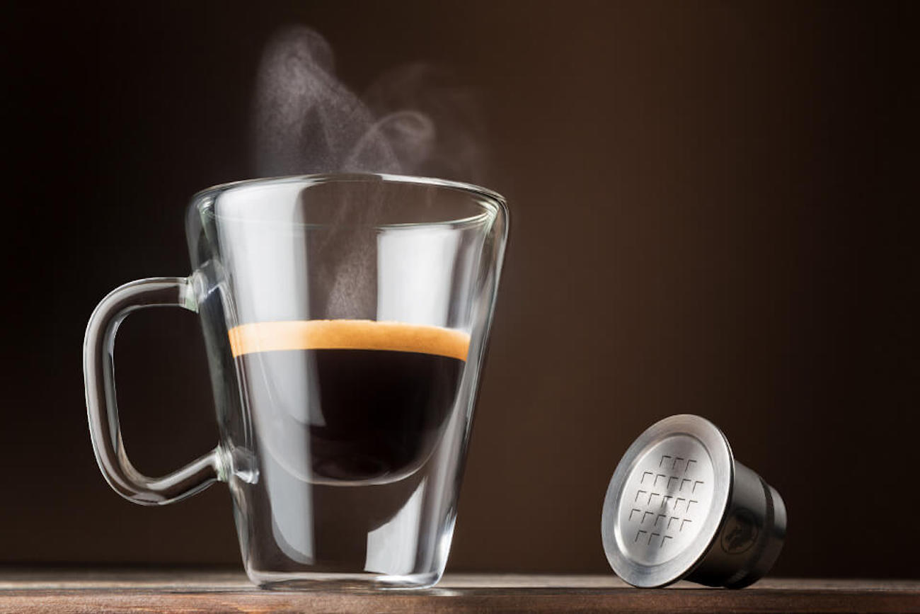 WayCap Ez Refillable Coffee Capsule