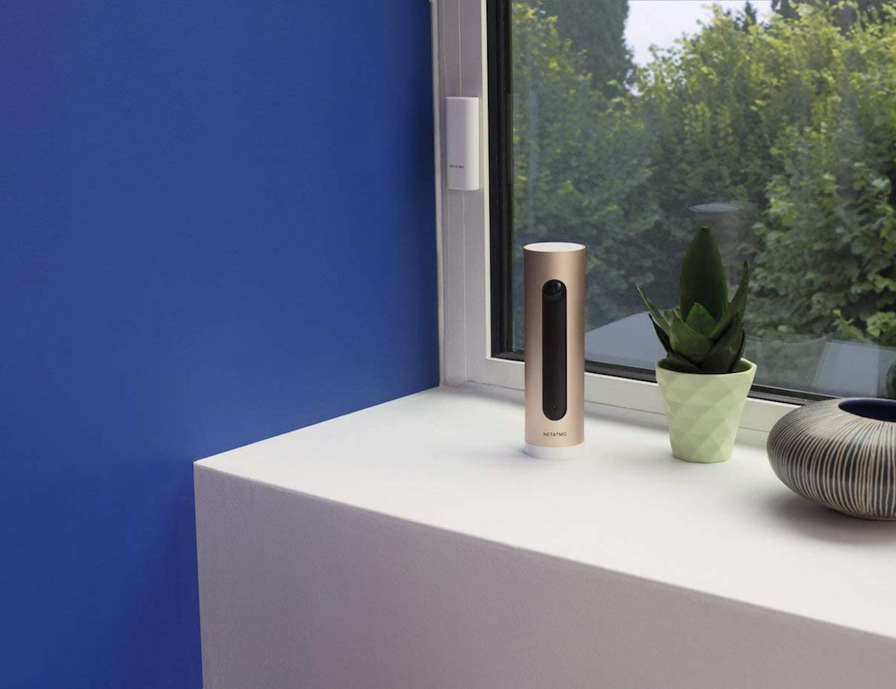 Welcome – Home Security Camera with Face Recognition by Netatmo