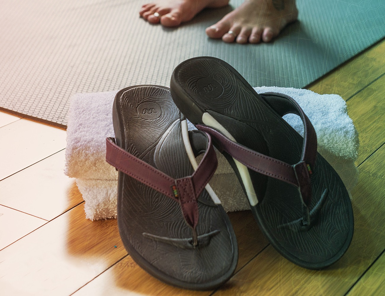 Wiivv Custom Fit 3D Printed Sandals
