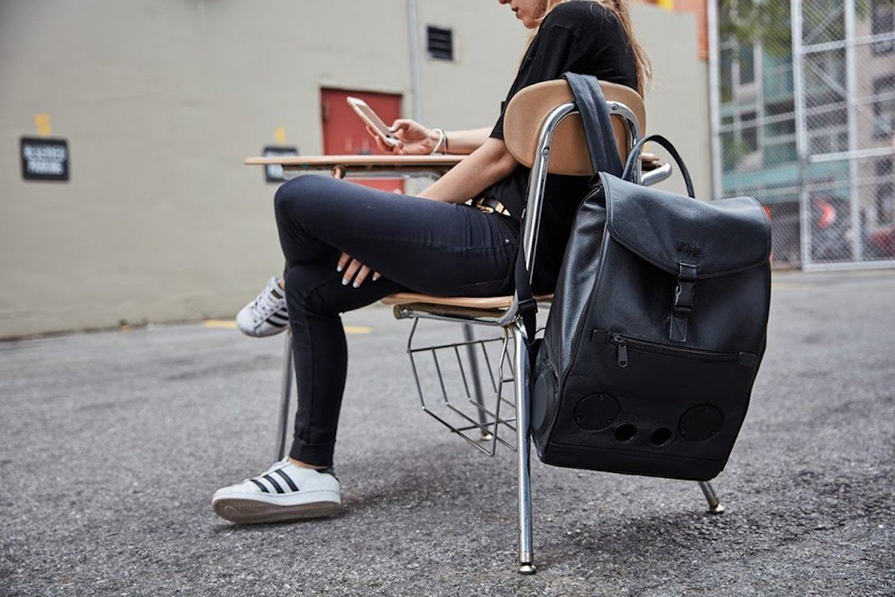 Wizpak Wearable Sound System Backpack