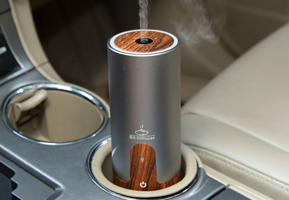 Wooden USB Car Humidifier