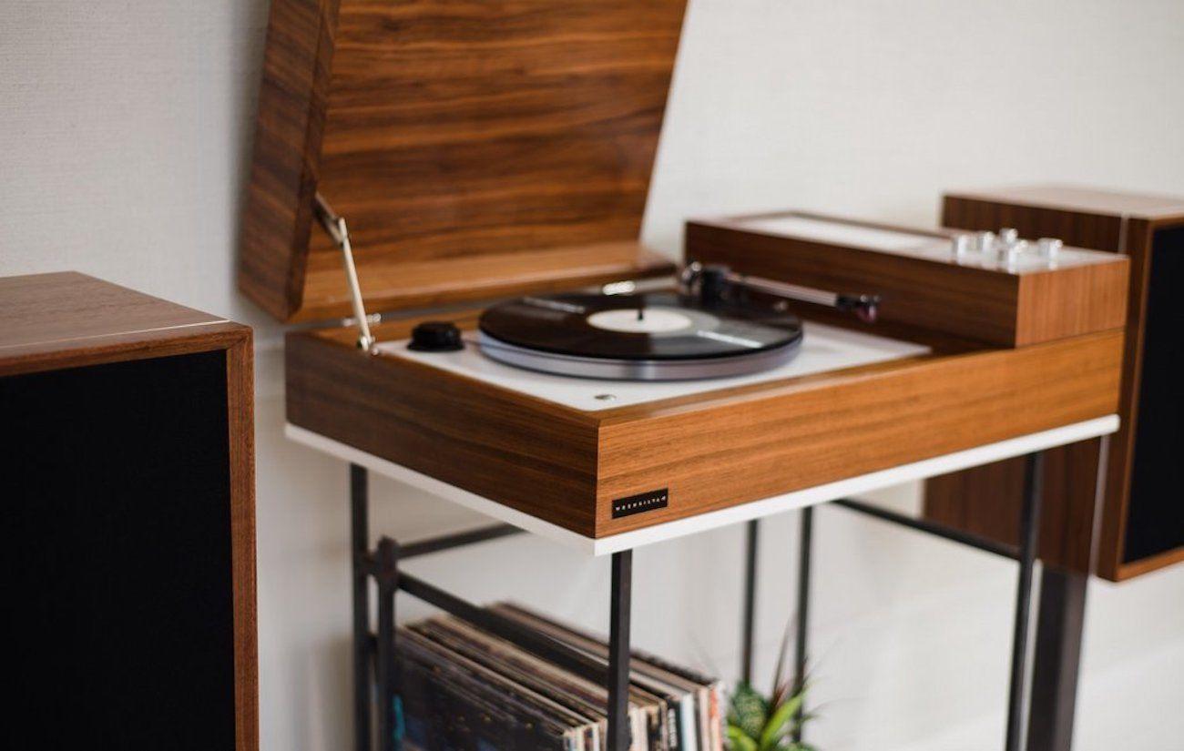 Wrensilva Loft Sonos Stereo Console