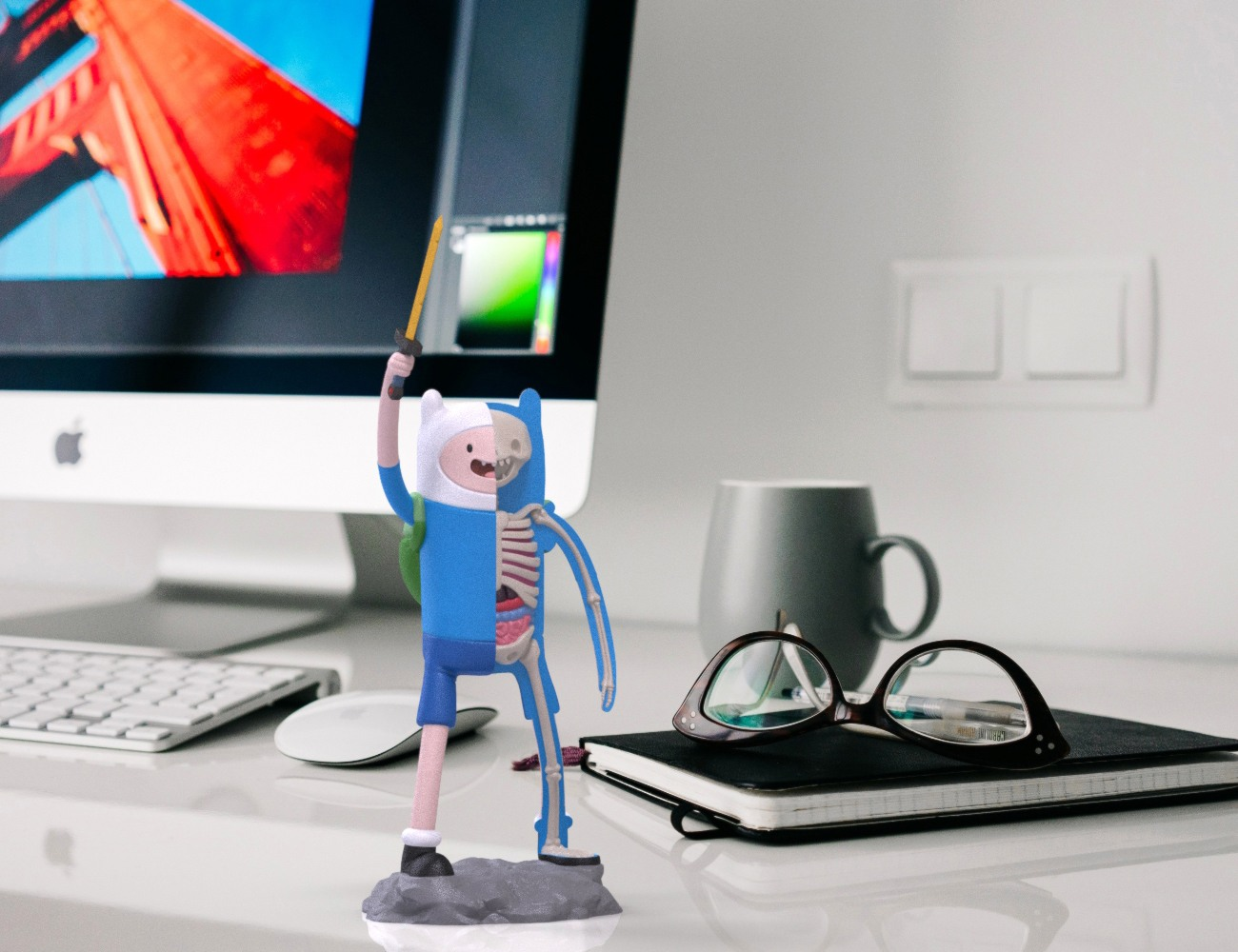 XXRAY Collection Cartoon Figurines