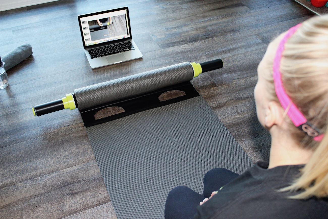 Yoga Flexer Portable Training Device