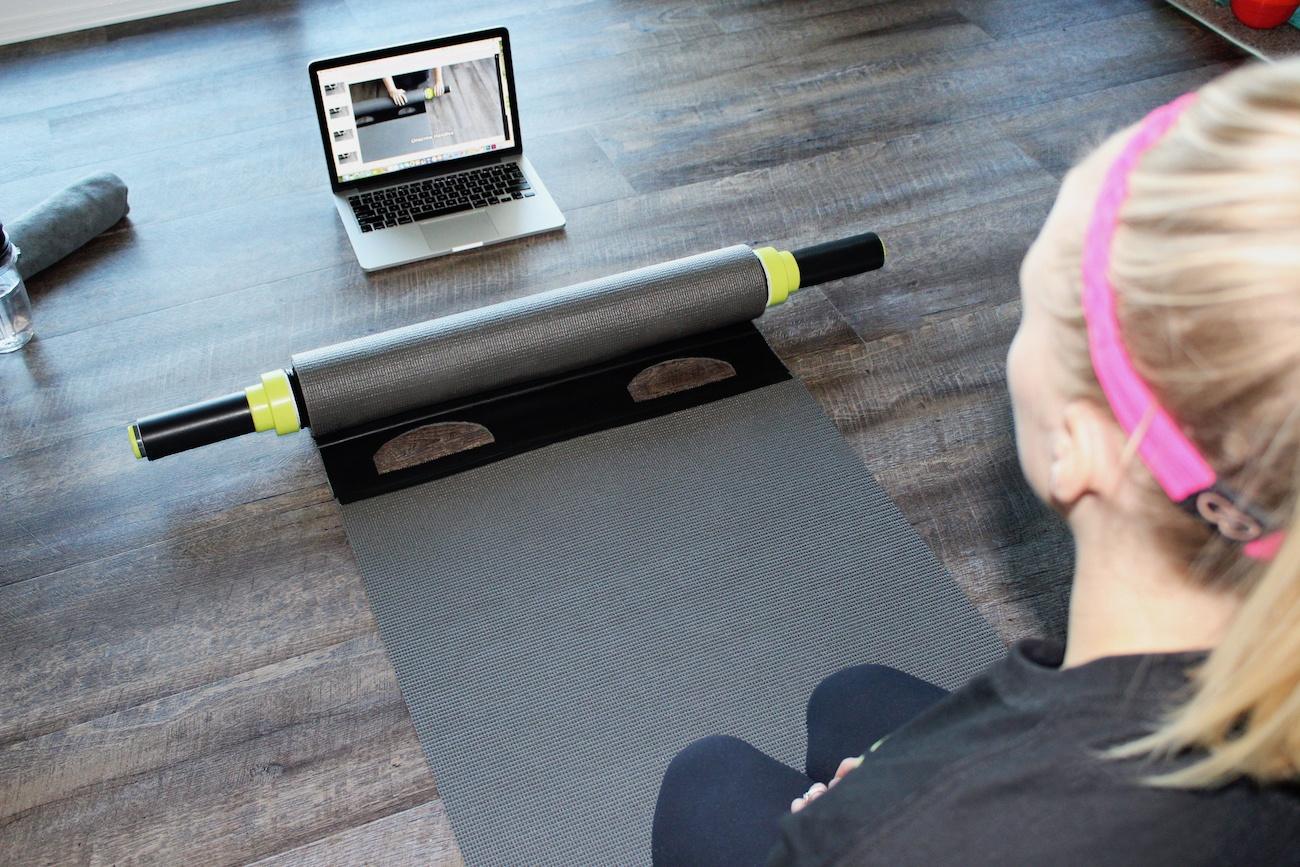 Yoga Flexer Portable Training Device
