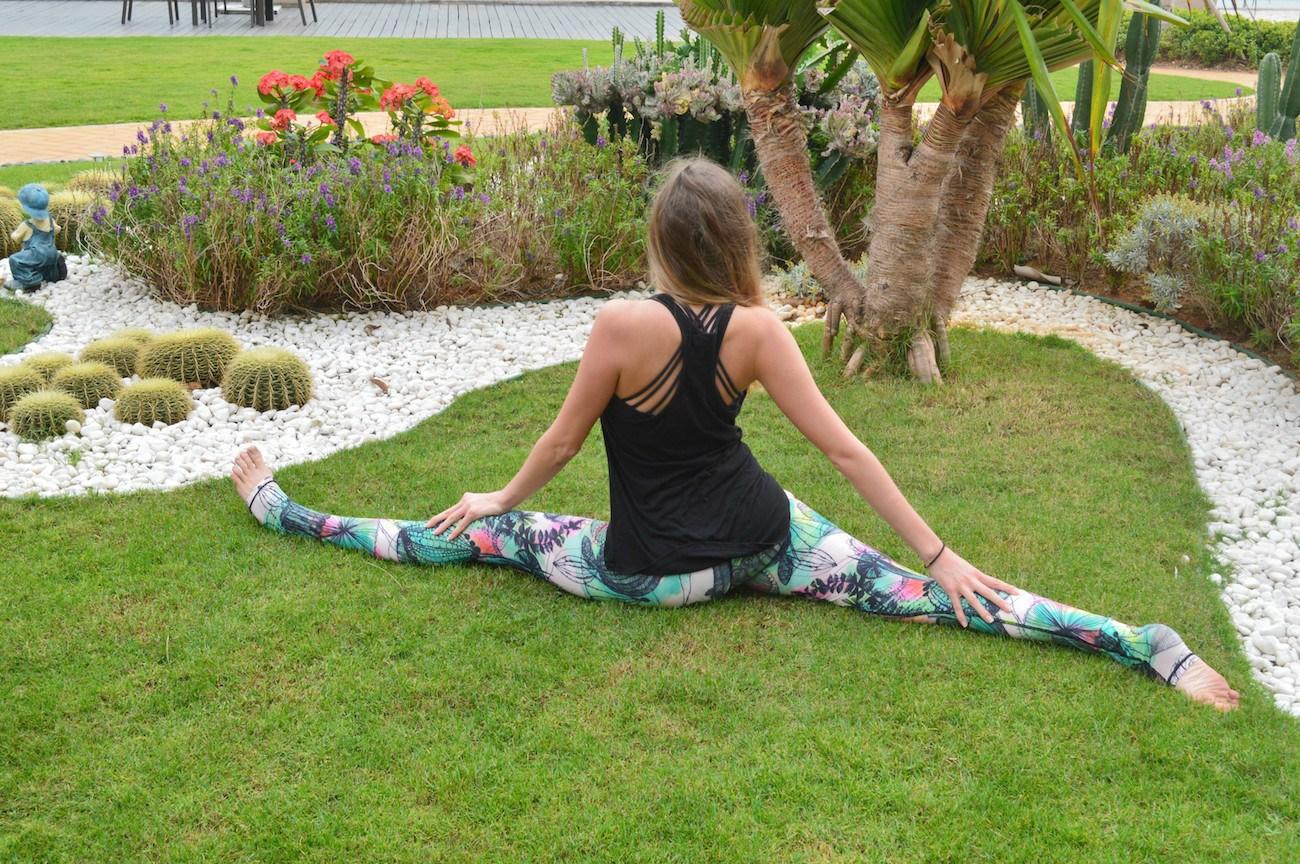 Yogacycled Eco-Friendly Yoga Leggings