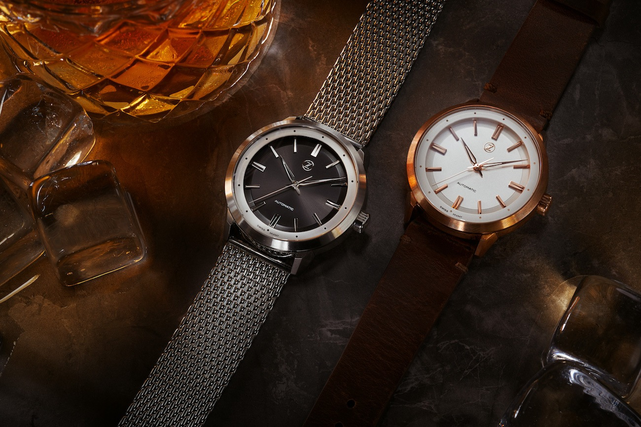 Zelos Swiss Automatic Watch Collections