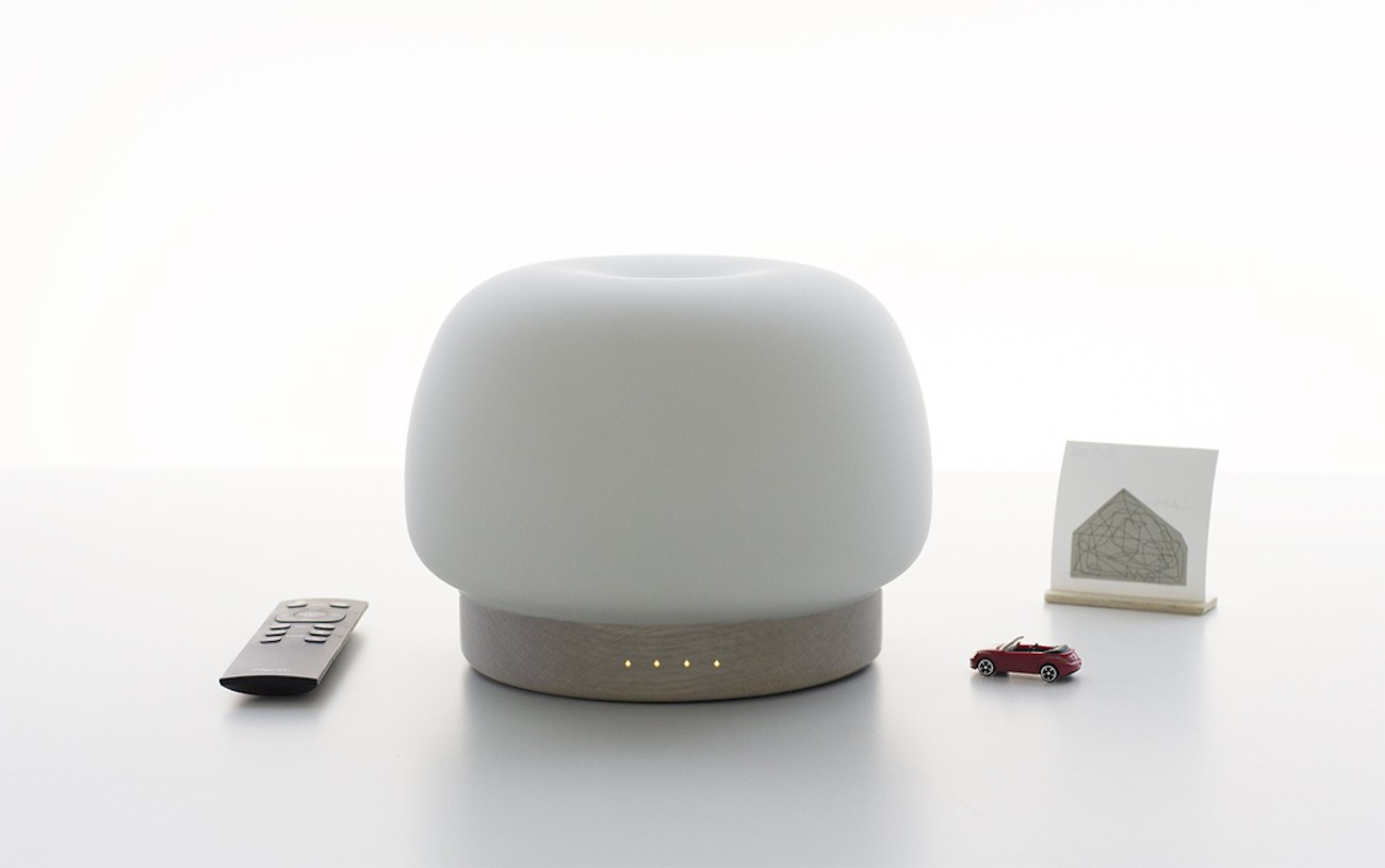 Zoe Personal Diffuser Meditation Light
