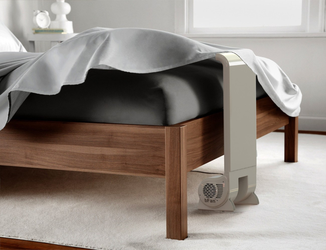 bFan Air Cooling Bed Fan