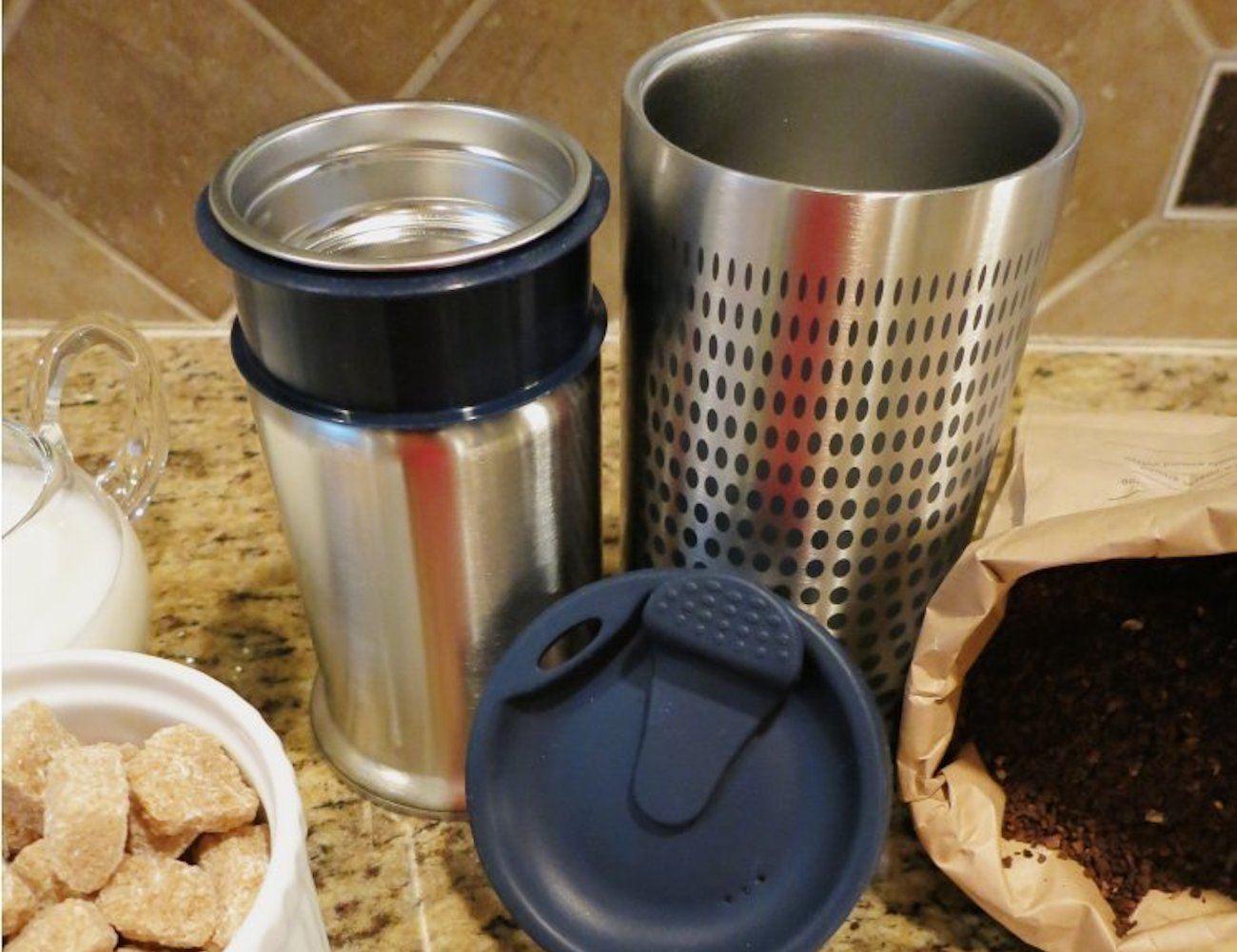 bobble Presse Portable Coffee Brewer