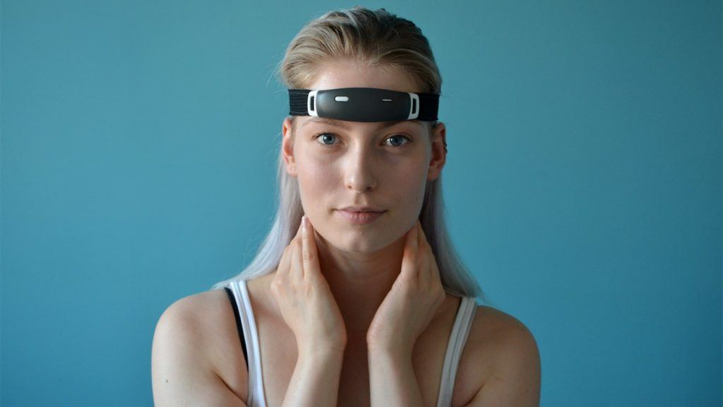 The iBand+ headband actually induces lucid dreams » Gadget Flow