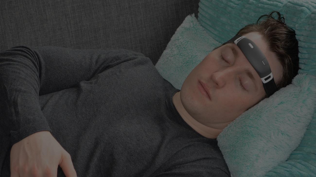 iBand+ EEG Lucid Dream Headband