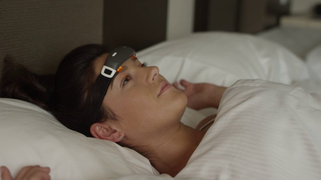 The iBand+ headband actually induces lucid dreams