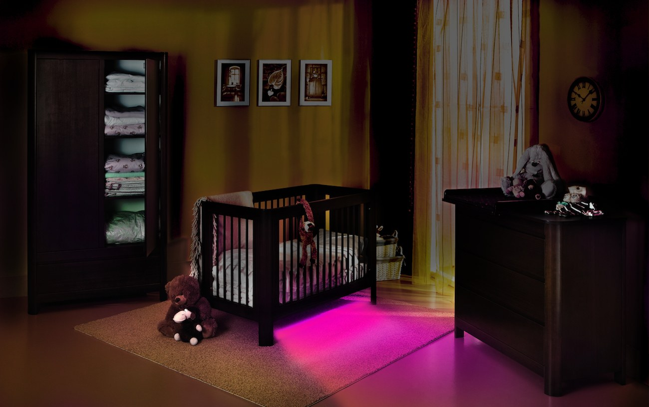 iLLumibed Motion Activated Bed Night Light