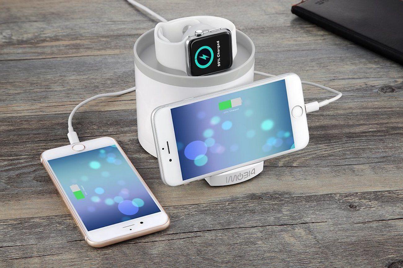 imobi4 Apple Watch Nightstand Charger