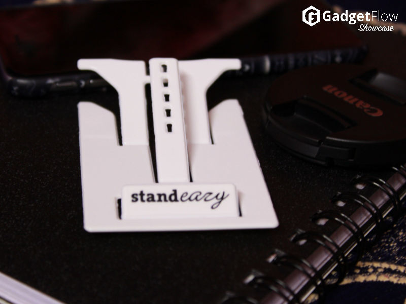 Standeazy Phone stands Hands-on review