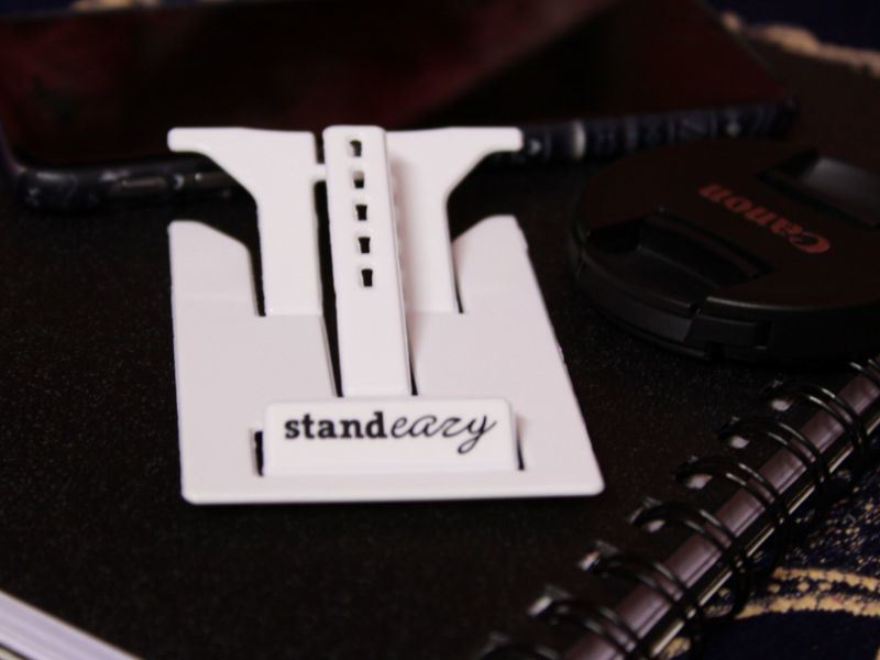 Standeazy Tablet and Phone Stands Go With You Wherever You Go