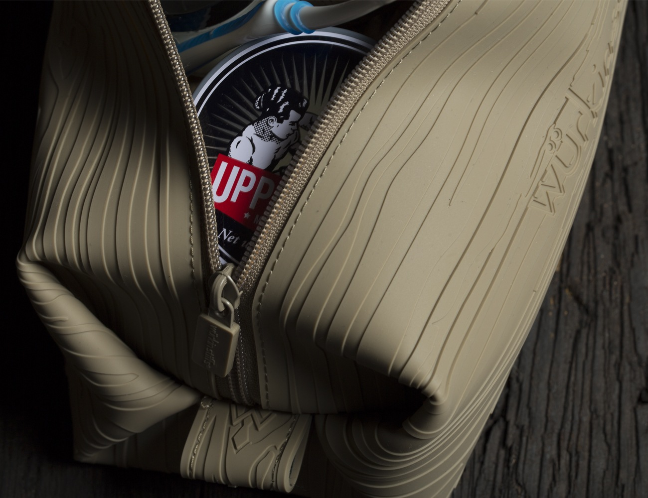 Wurkin Stiffs Dopp Bag