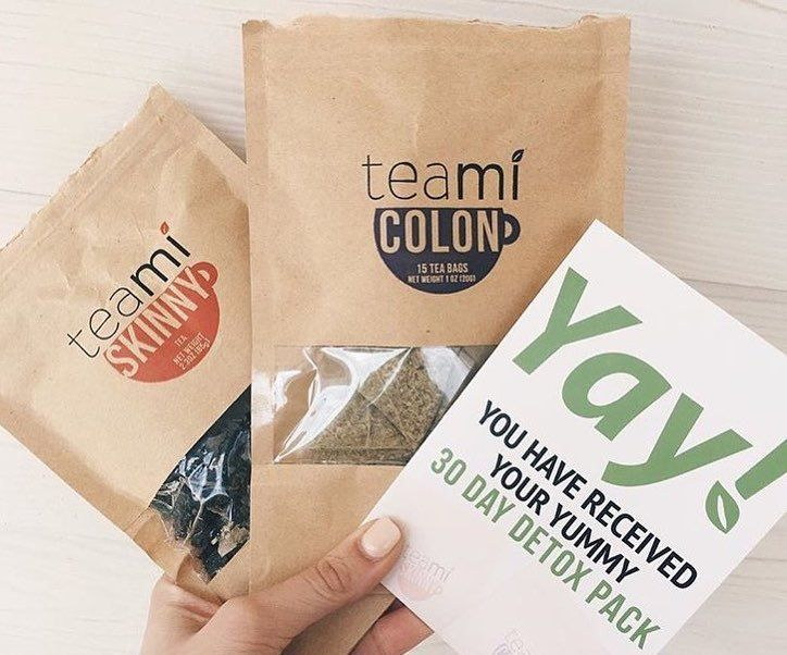 30 Day Tea Detox Pack by Teami