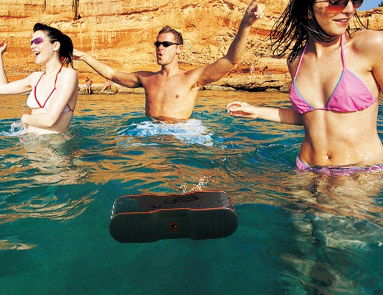 AOMAIS II Waterproof Bluetooth Speaker