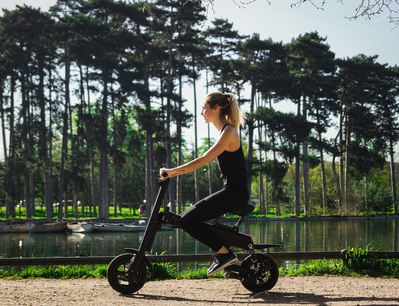 Aero Foldable Smart E-Bike