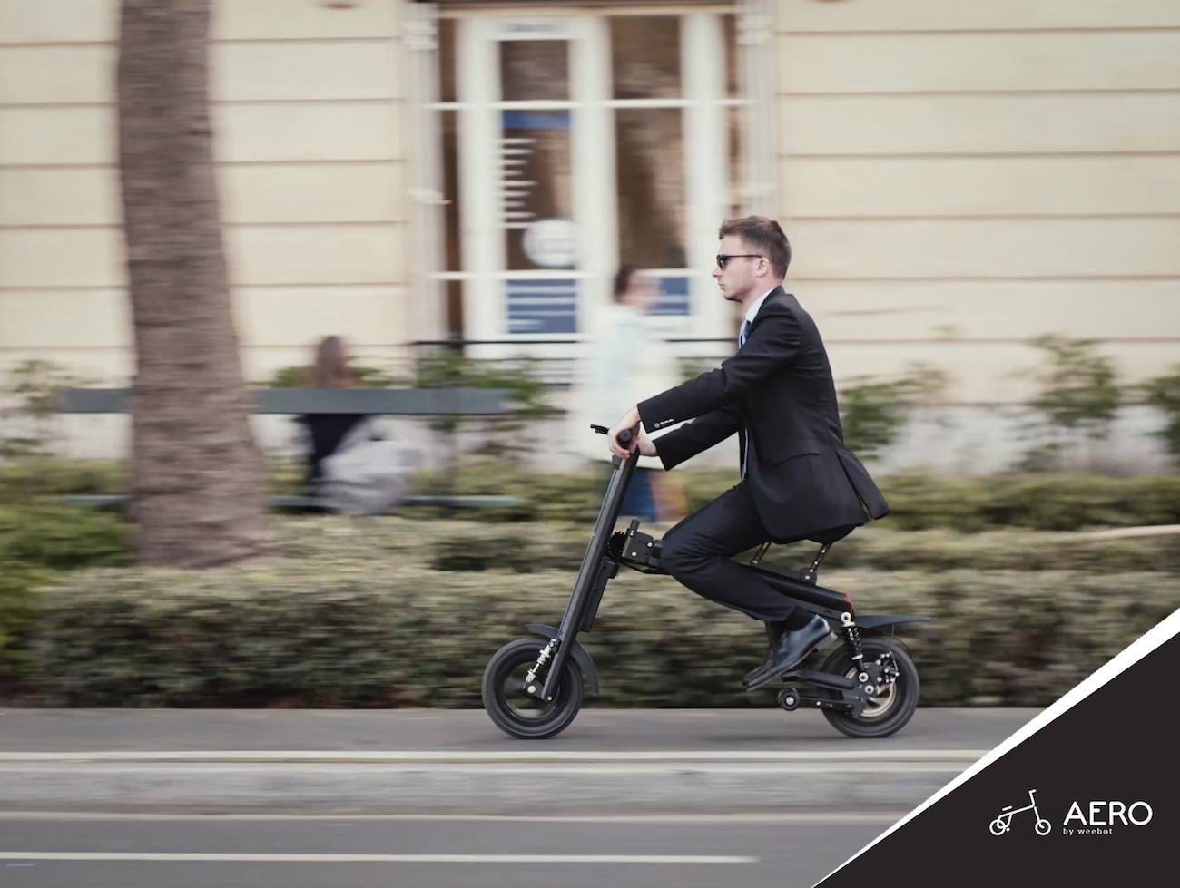 Aero Foldable Smart E-Bike