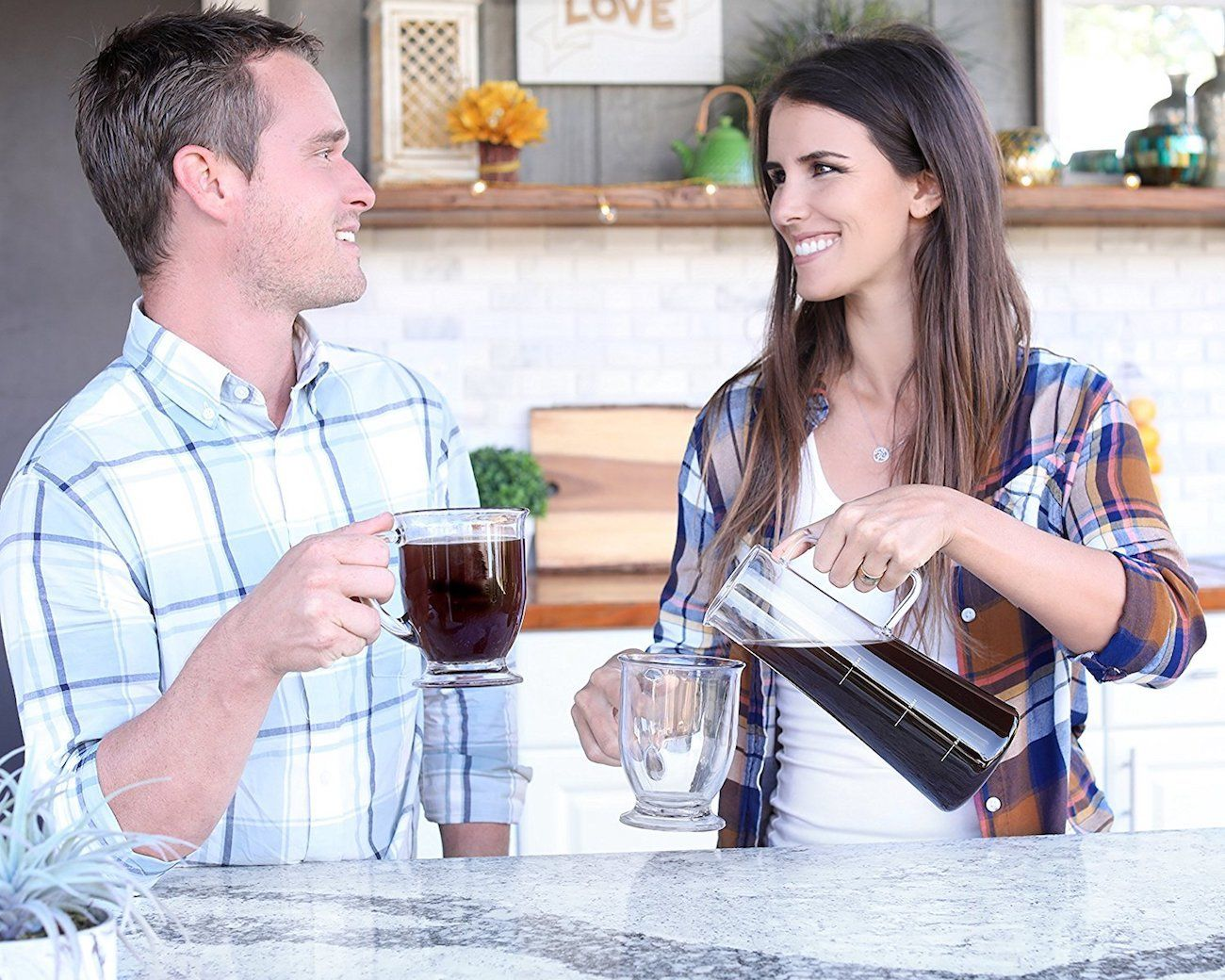Airtight Cold Brew Coffee Maker