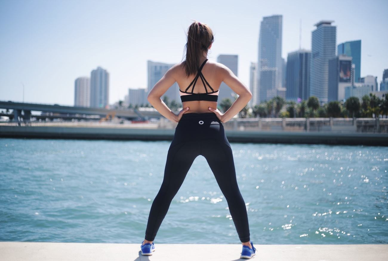 Alana Athletica Heat-Activated Yoga Pants