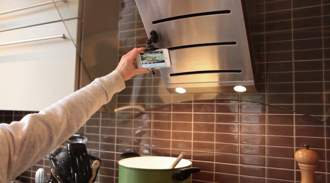 Alter Multipurpose Smartphone Mount