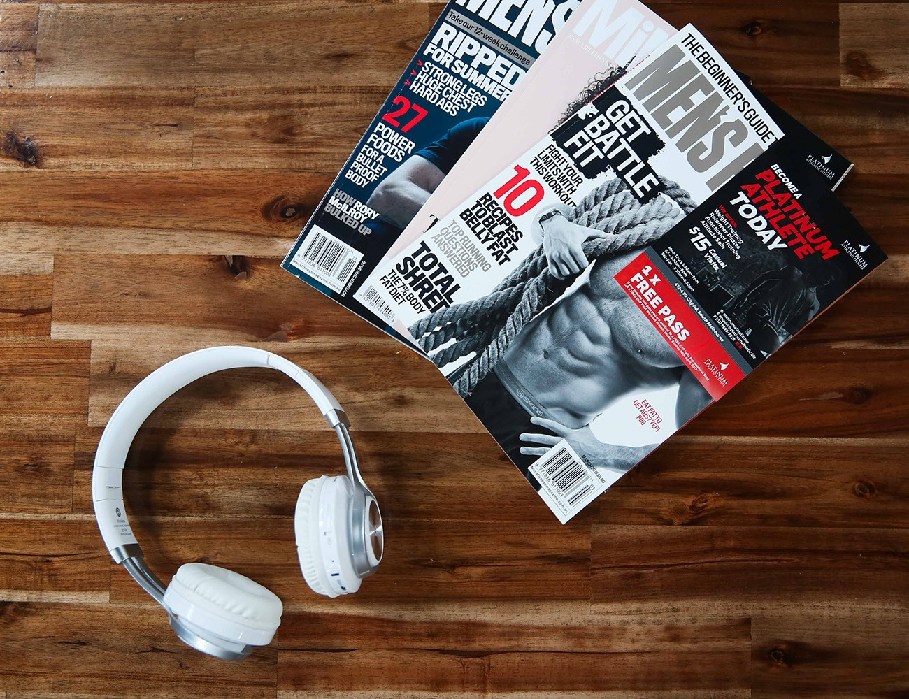 Apollo Audio Wireless Headsets