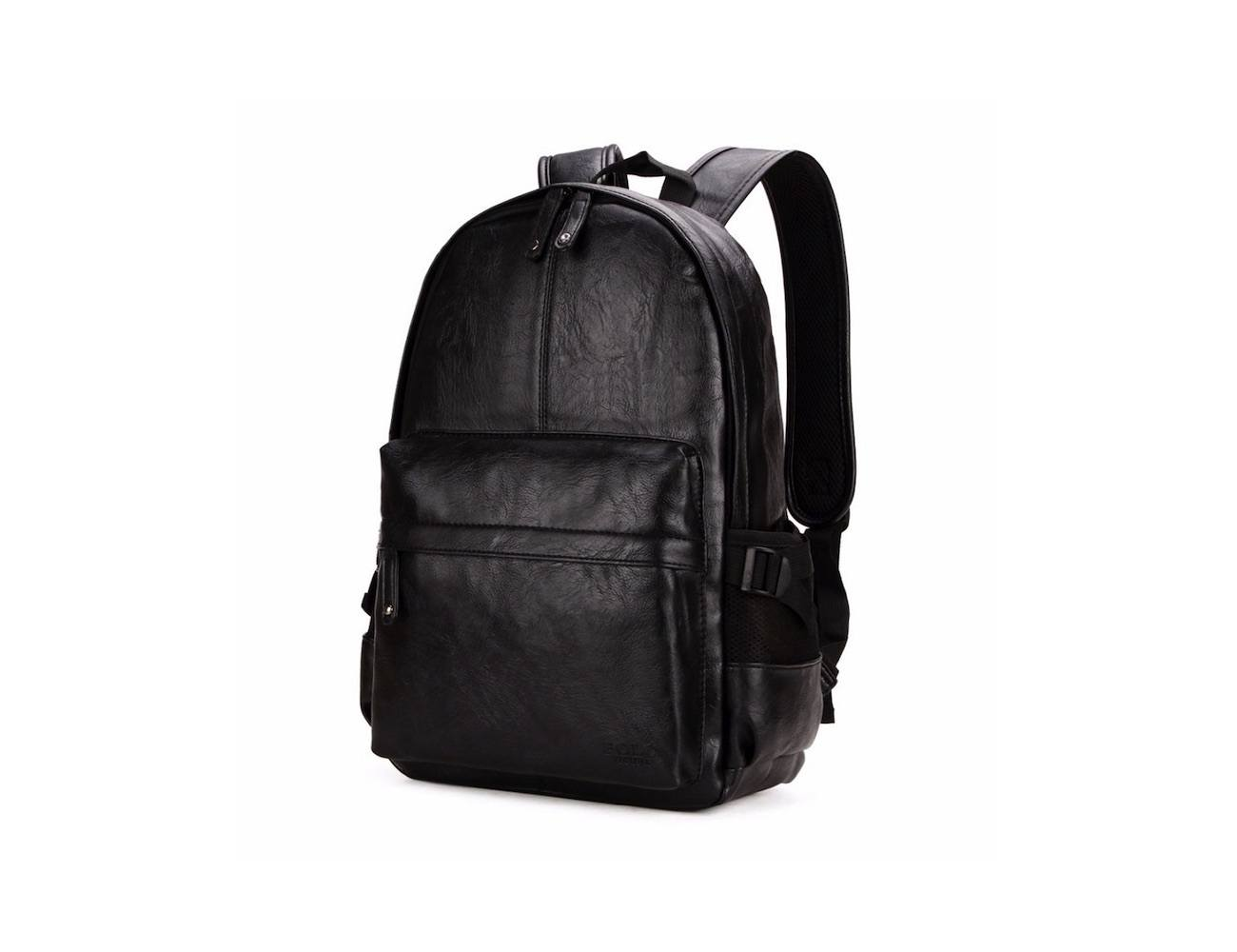Large Sized Everyday Leather Backpack