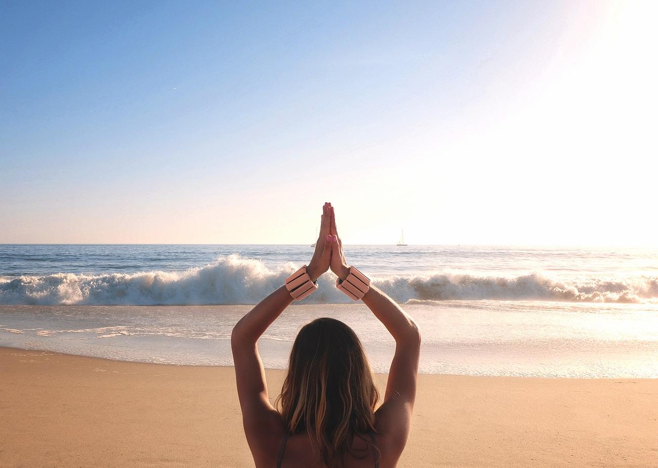 Bala Bangles Wearable Yoga Weights