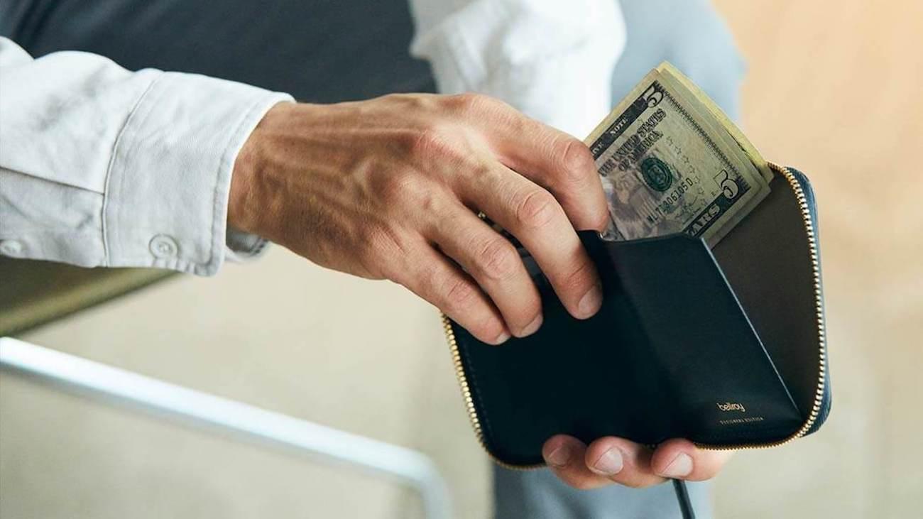 Bellroy Designers Edition Zip Wallet