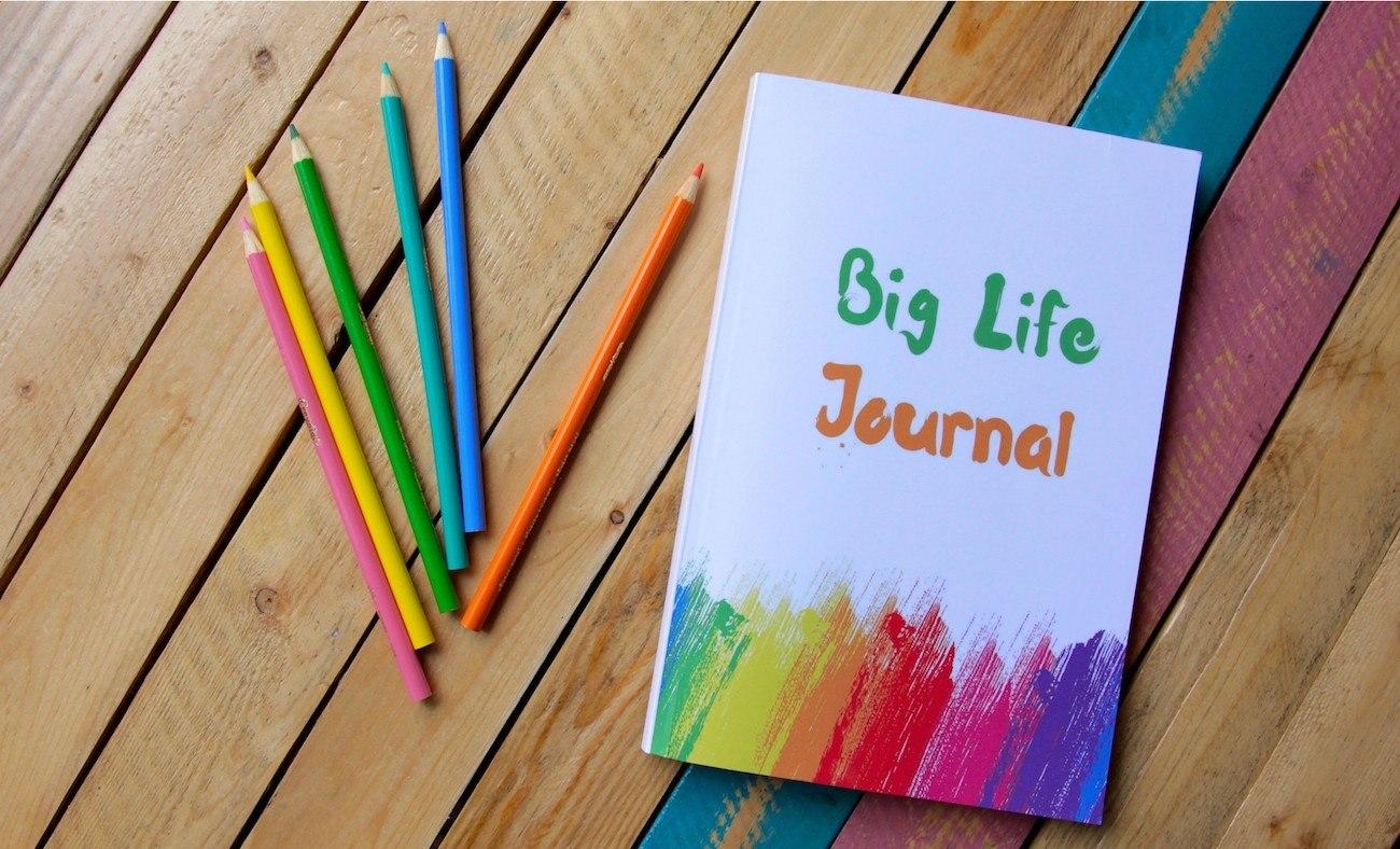 Big Life Journal for Kids