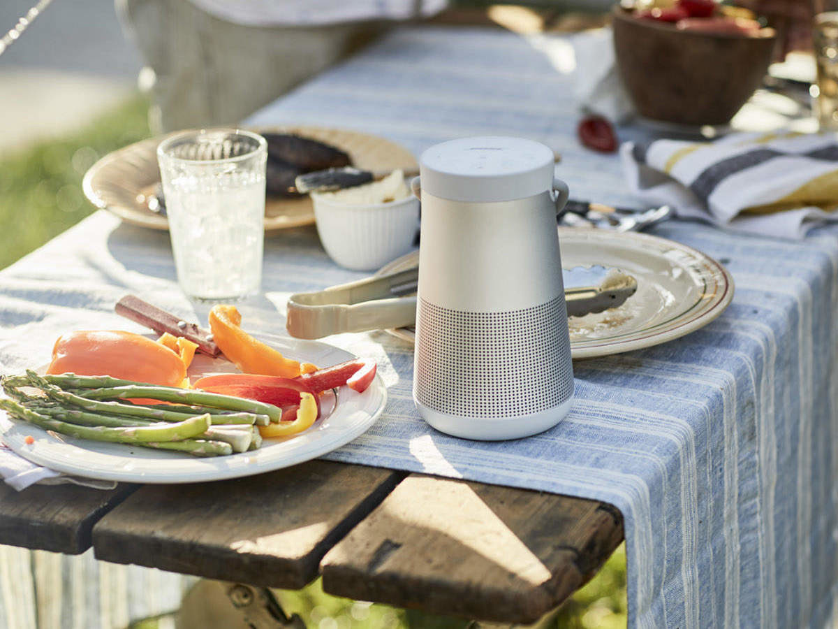 Bose SoundLink Revolve+ Bluetooth speaker will douse your space with superior sound