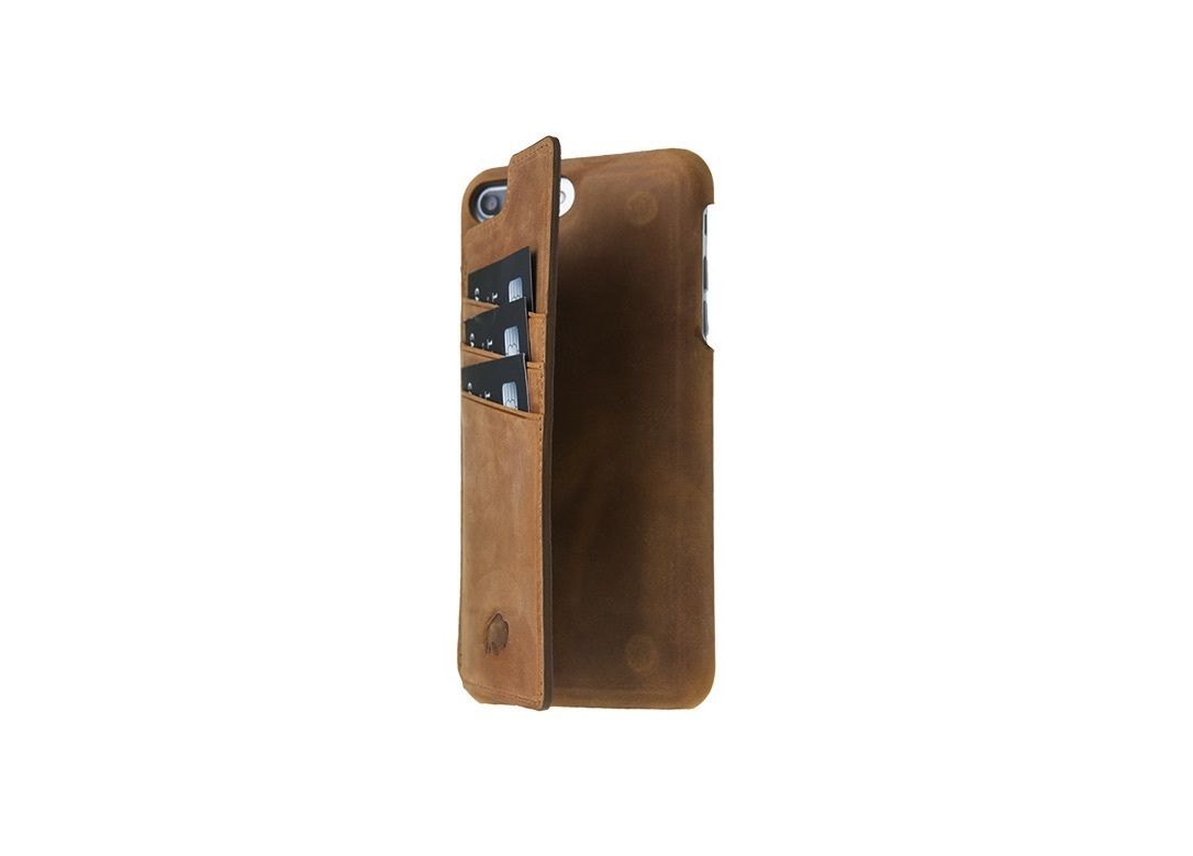Burkley Snap-On iPhone Stand Case