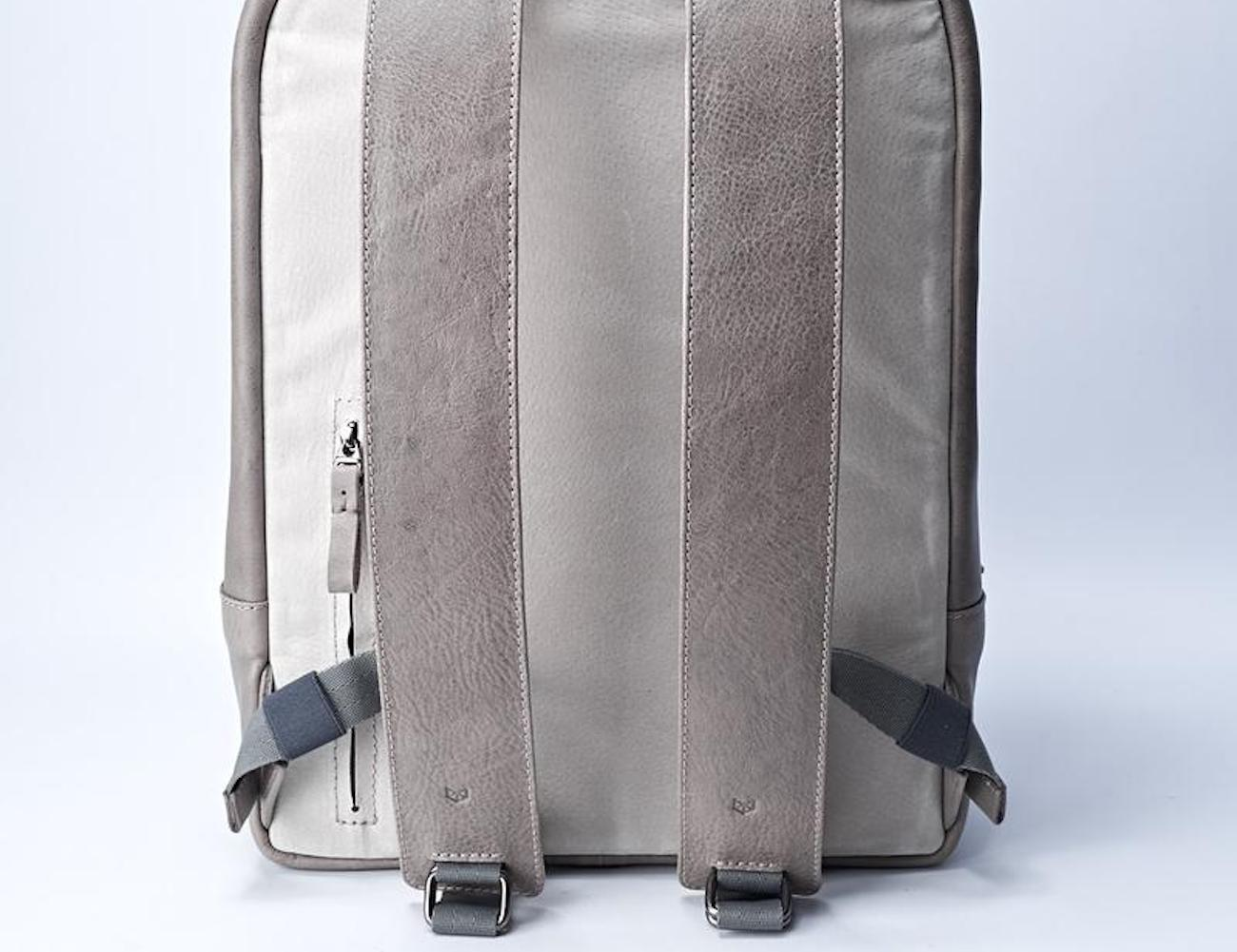 Capra Leather Bisonte Backpack