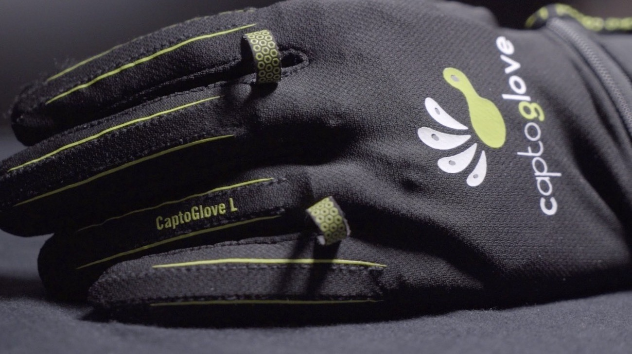 CaptoGlove Wearable Gaming Controller