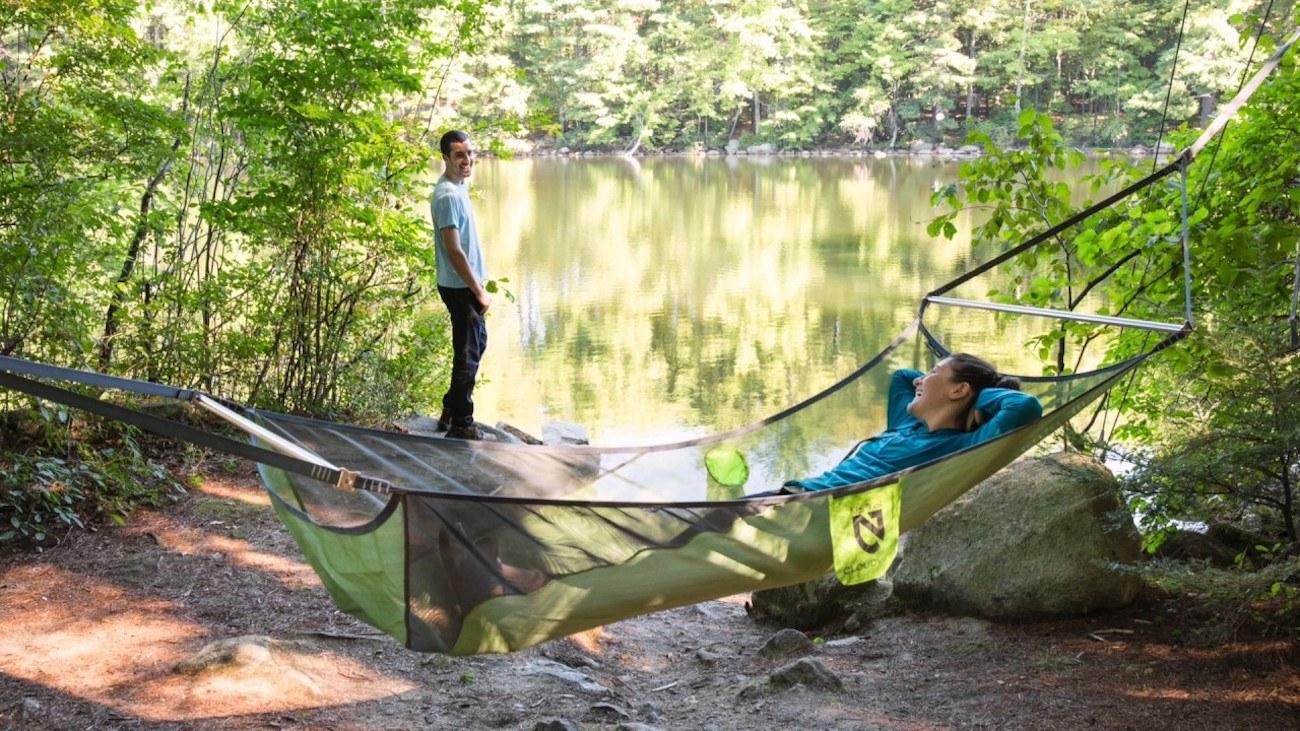 Cloudview Social Camping Hammock » Gadget Flow