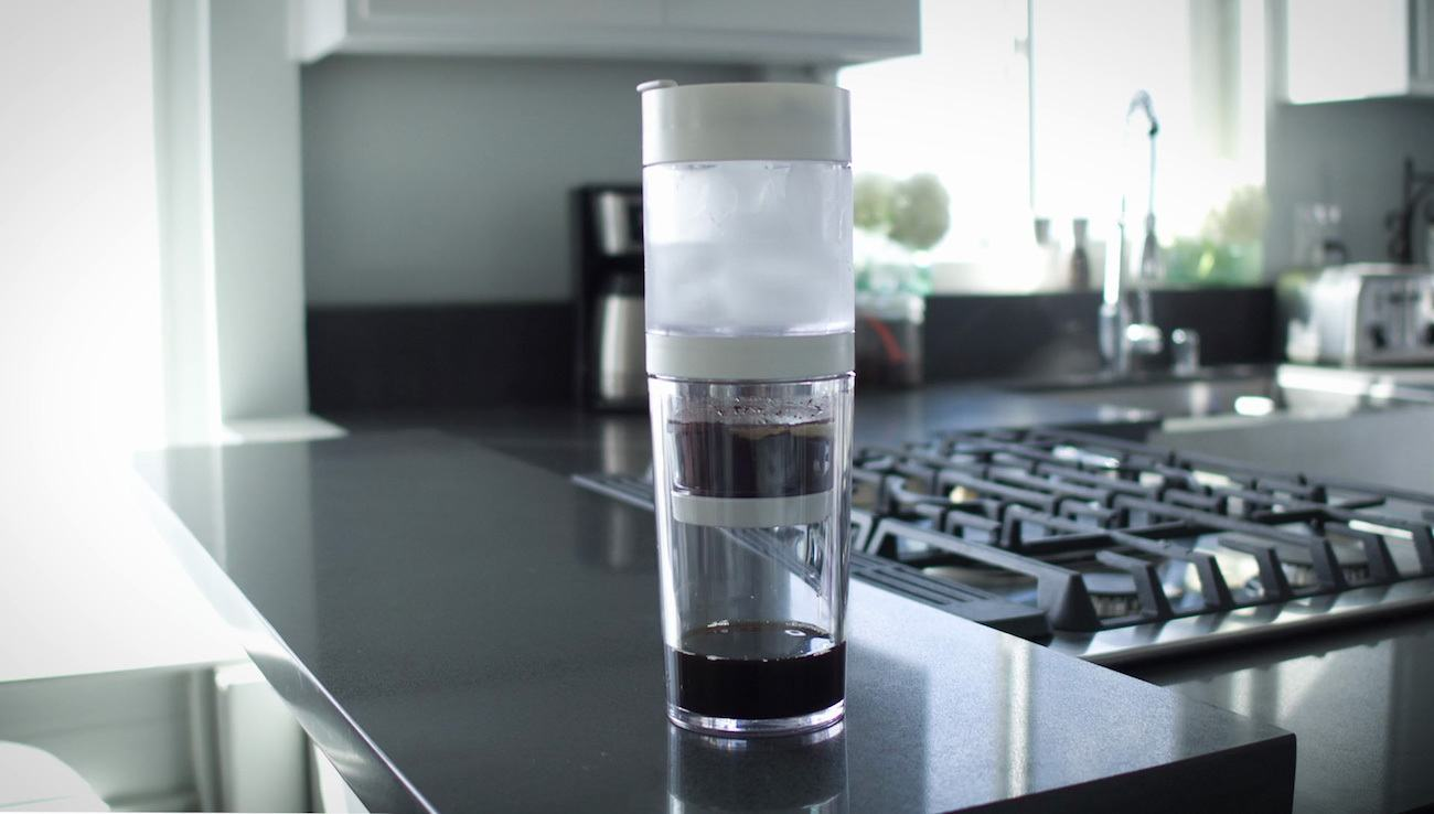DRIPO Portable Iced Coffee Maker Review The Gadget Flow
