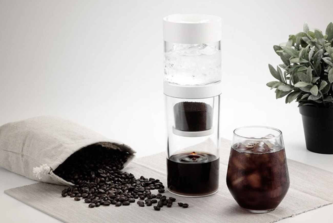 DRIPO Portable Iced Coffee Maker